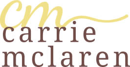 Carrie McLaren Travel Writer